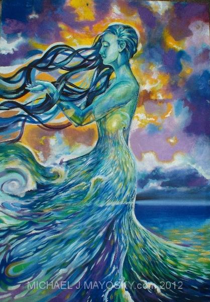Water Goddess, Number 27