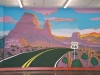 Route 66 Mural, 2007