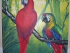Parrot Mural, 1999