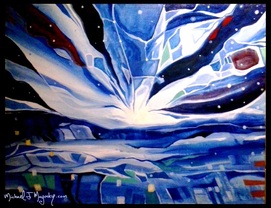"""Moonscape"", 2013"