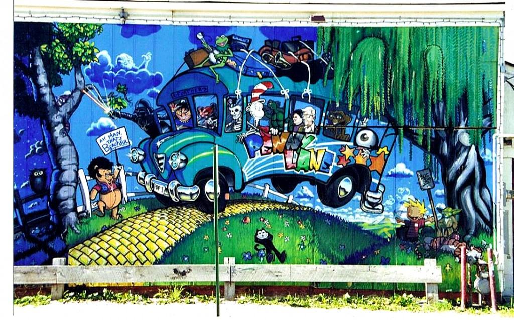 PennyLane Bus1995